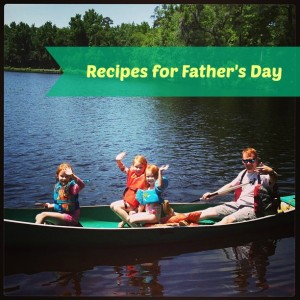 Recipes for Father's Day