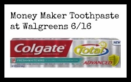 Walgreens Money Maker