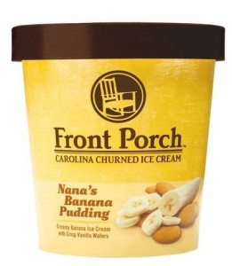 Front Porch Ice Cream Coupon