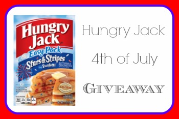 Hungry Jack 4th of July Giveaway - Southern Savers