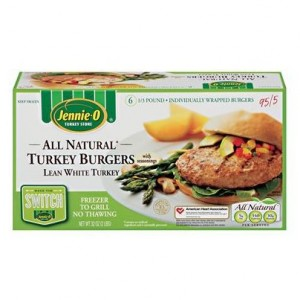 Jennie-O Turkey Burgers Coupon