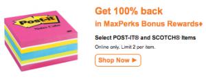 OfficeMax Maxperks Deals