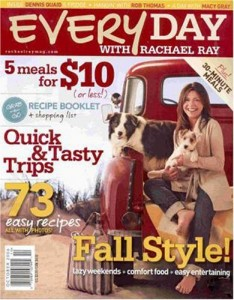 every day Rachael Ray Magazine