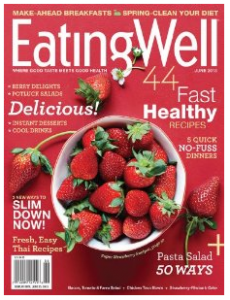 Amazon Magazine Eating Well