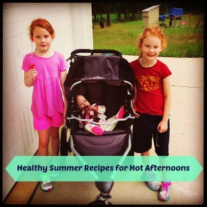 Healthy Summer Recipes for Hot Afternoons