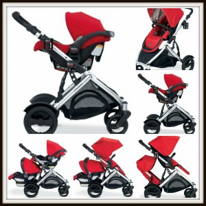 Britax Free Ride Event Free Car Seat With Britax Stroller