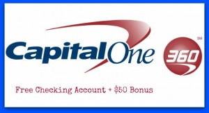 capital one checking