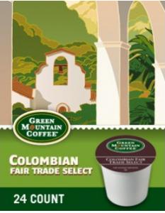 colombian keurig kcup