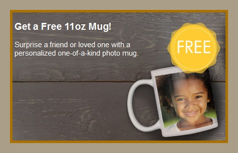 free 11 oz photo mug
