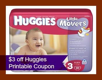 Adult diaper coupons