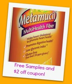 free metamucil