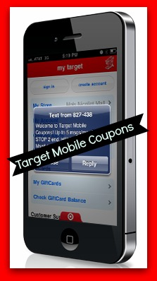 Target Mobile Coupons: $2 Off Fruit or Vegetable & Deli Purchase
