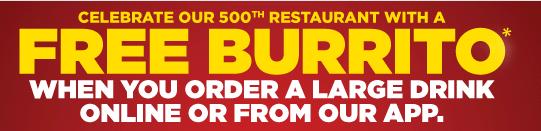 moe's free burrito