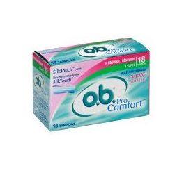 o.b. tampons coupon