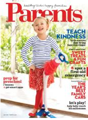 parents magazine subscription