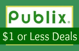 Get all of the deals Publix $1 or Less Deals!
