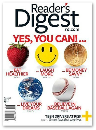 reader's digest subscription deal