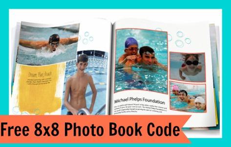Free Photo Book Coupon Code