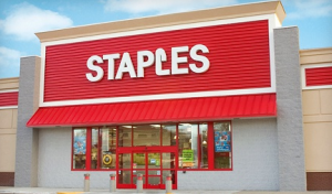 staples groupon