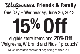 walgreens coupon
