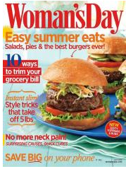 Woman's Day Magazine Sale