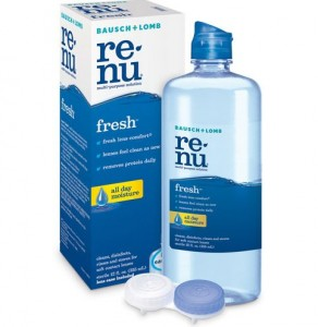 Bausch and Lomb Renu Coupon