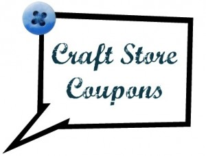 coupons for craft stores