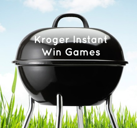 Kroger Instant Win Games