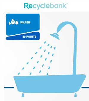 Recyclebank points