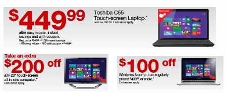 Staples laptop deals for students