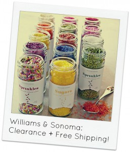 Williams Sonoma Free Shipping Code