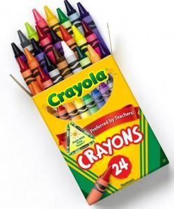 crayons sale