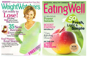 healthy living magazine sale