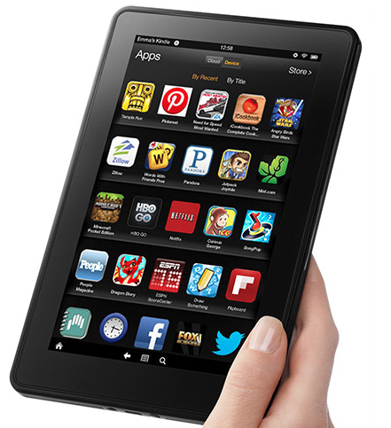 Kindle Fire Giveaway - Southern Savers