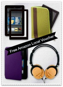 kindle voucher