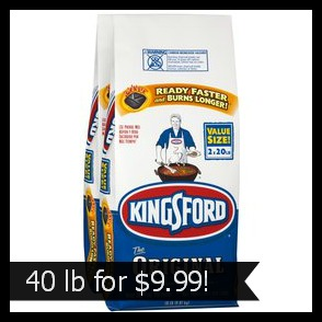 Lowe's Kingsford Charcoal Deal