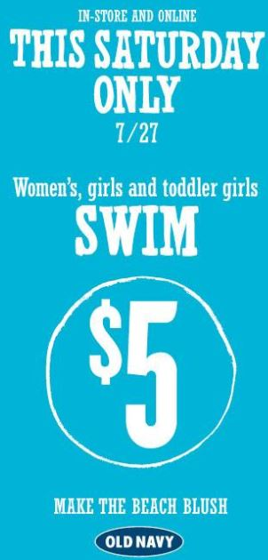 old navy swim sale