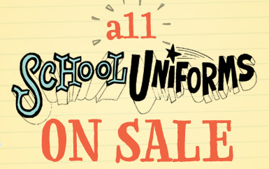 school uniform deals