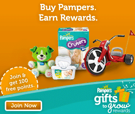 pampers coupon code