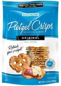 Pretzel Crisps Coupon