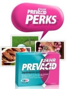 prevacid perks