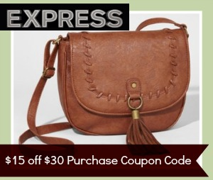 express coupon code