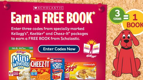 Scholastic book coupon code september 2018