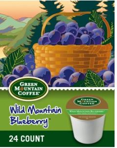 wild mountain blueberry