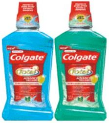 Colgate Mouthwash Coupon