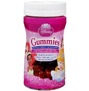 Disney Gummy Vitamin Coupon