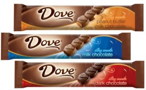 Dove Chocolate Coupon