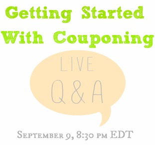 Getting Started With Couponing - Southern Savers Spreecast
