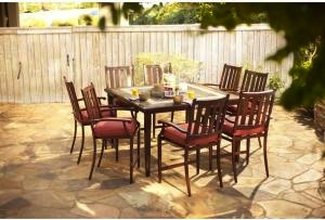 Hampton Bay Broadwell Clearance  Home Depot Patio