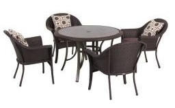 Home Depot Patio Furniture Clearance 50 60 Off Hampton Bay Sets Southern Savers